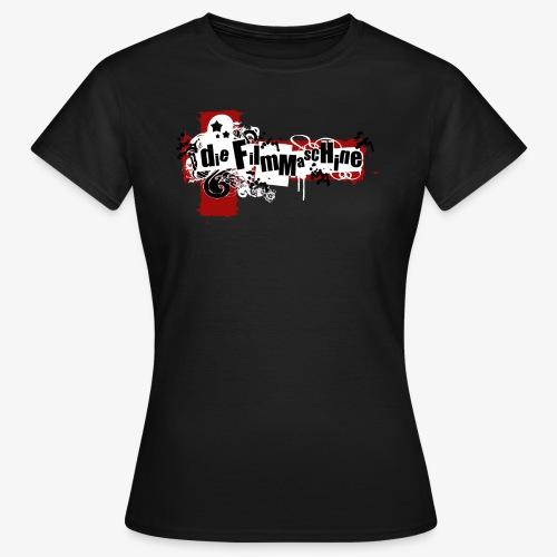 Blickfang Girl - Frauen T-Shirt