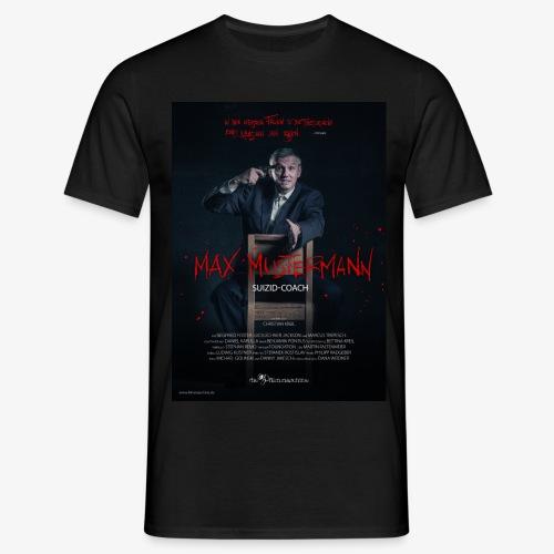 Filmplakat - Männer T-Shirt