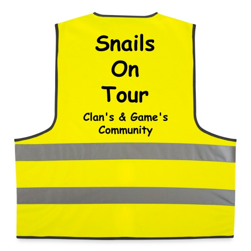 Snails on Tour - Warnweste - Warnweste