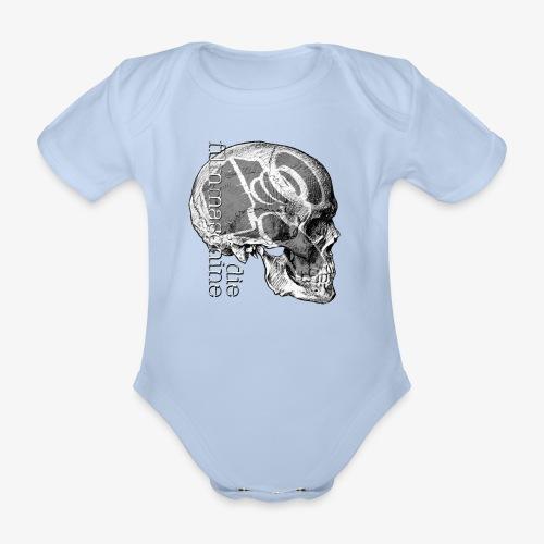 Sandkastenrocker - Baby Bio-Kurzarm-Body