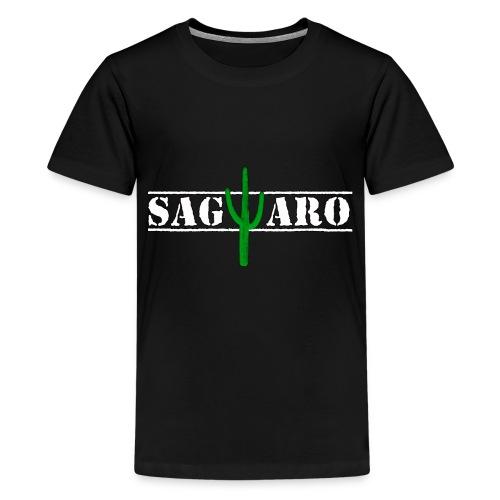 Tee shirt ado Saguaro - T-shirt Premium Ado