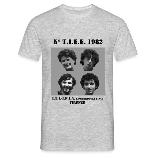 5° T.I.E.E. 1982 - Men's T-Shirt