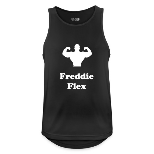 Freddie Flex - Men's Breathable Tank Top