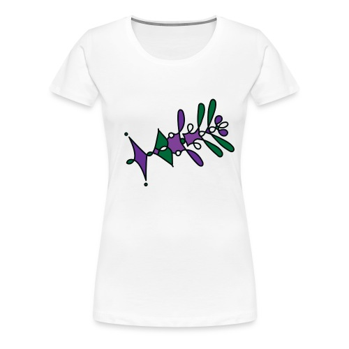 Tshirt Isabelle - T-shirt Premium Femme
