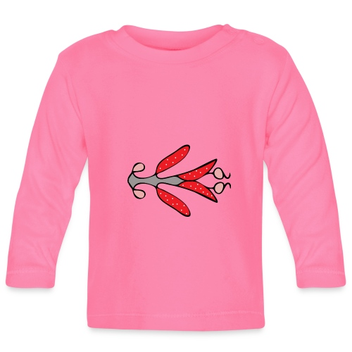 Elsa - T-shirt manches longues Bébé