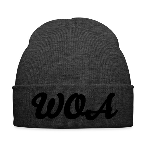 WOA Beanie  - Winter Hat