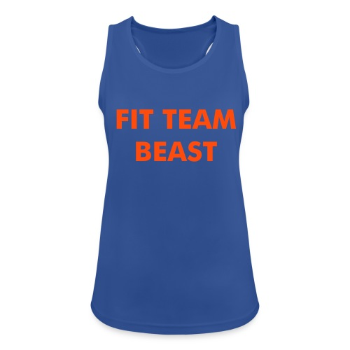 BEAST - Funktions-Tank Top  - Frauen Tank Top atmungsaktiv