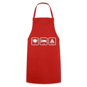 eat sleep snooker - Cooking Apron