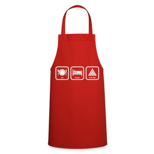 eat sleep snooker - Cooking Apron