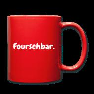 Tassen & Zubehör ~ Tasse einfarbig ~ Fourschbar (Mug)