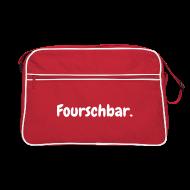Taschen & Rucksäcke ~ Retro Tasche ~ Fourschbar (Bag)