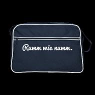 Taschen & Rucksäcke ~ Retro Tasche ~ Rumm wie... (Bag)