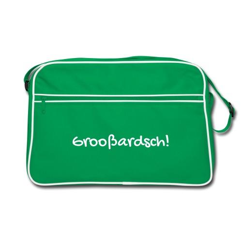 Grooßardsch (Bag) - Retro Tasche