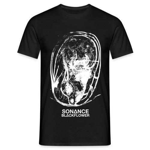 BLACKFLOWER T - Men's T-Shirt