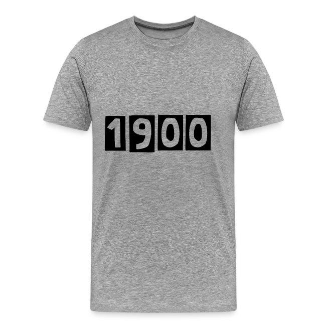 1900 - Druck Vorne