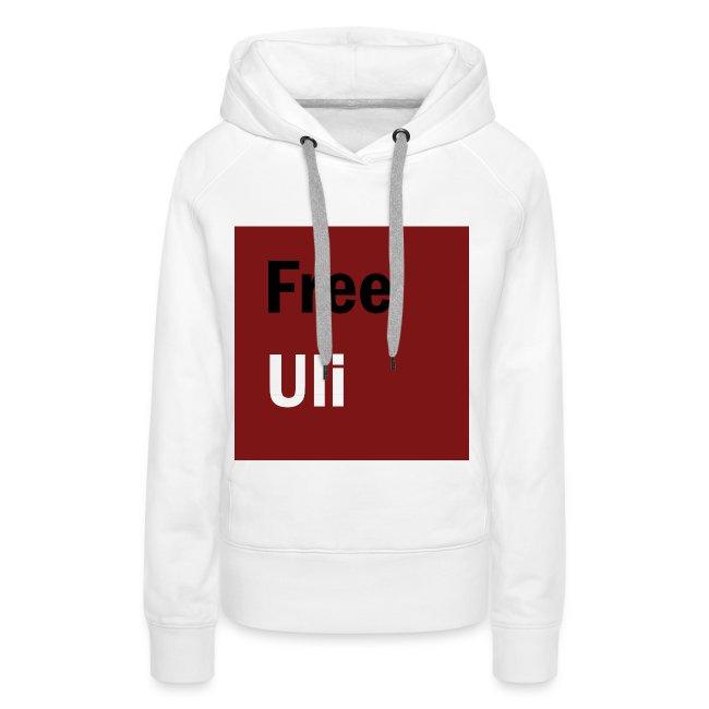 Free Uli - Druck Vorne