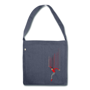 Freefall (free colour selection) - Shoulder Bag made from recycled material