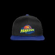 Casquettes et bonnets ~ Casquette snapback ~ Casquette Base-ball  NOIR/BLEU réglable