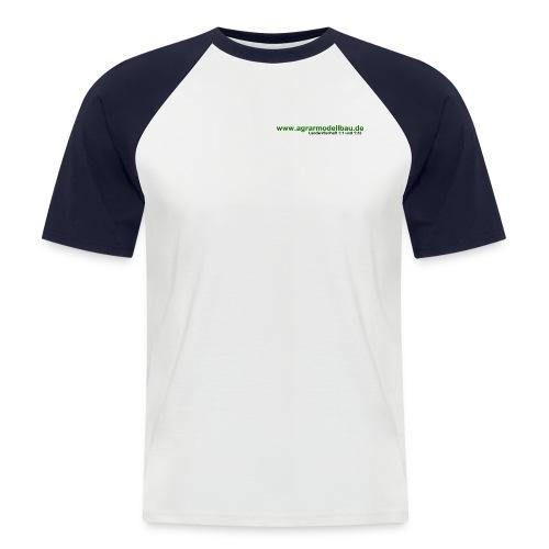 agrarmodellbau.de T-Shirt 2 Herren - Männer Baseball-T-Shirt