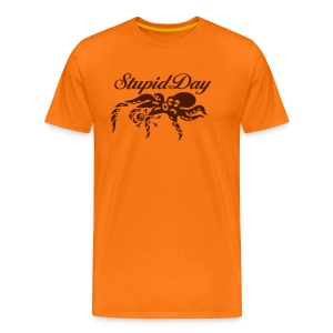 Stupid Day - Männer Premium T-Shirt