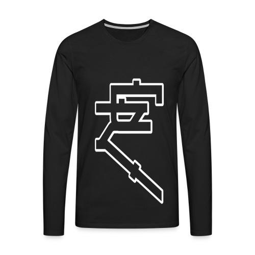 N3O Longsleeve - Men's Premium Longsleeve Shirt
