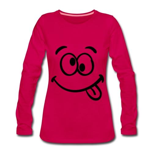 Koszulka damska Premium - Koszulka damska Premium z długim rękawem