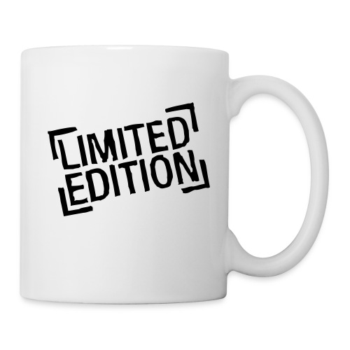 limeted edition mug - Mugg