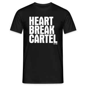 FAT TONI T-Shirt HEARTBREAK CARTEL - Männer T-Shirt
