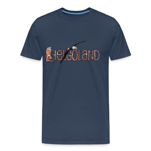 Premium-Shirt Helgoland - Männer Premium T-Shirt