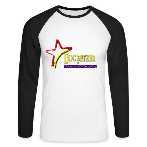 Doc Fetzer 2015 Baseballshirt - Männer Baseballshirt langarm