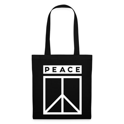 Practice Peace Black Edition - Stoffbeutel