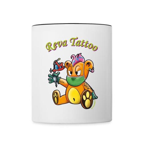 mug bi color - Mug contrasté