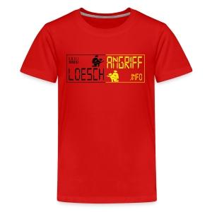 T-Shirt für Jugendliche - Teenager Premium T-Shirt
