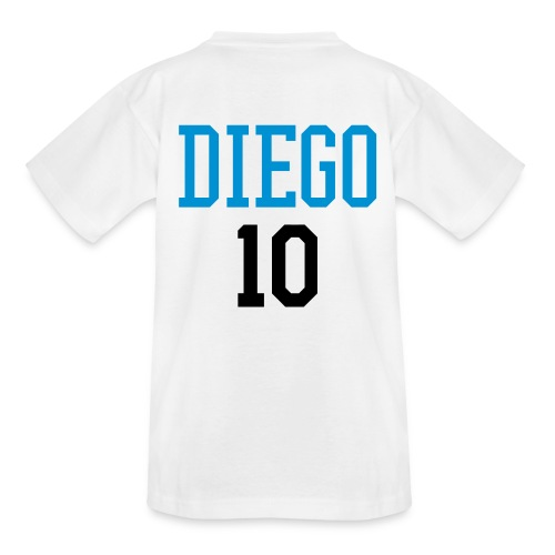 Camiseta adolescente - Camiseta adolescente