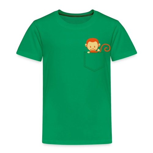 Little monkey - Kinderen Premium T-shirt