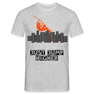 Just Highjumping City T-shirt - Men's T-Shirt