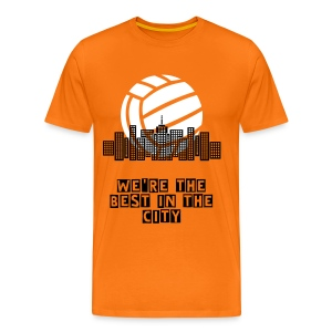 We're Volley City T-shirt - Men's Premium T-Shirt