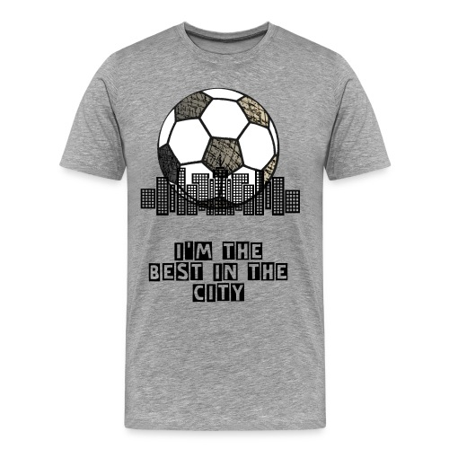 I'm Football City T-shirt  - Men's Premium T-Shirt
