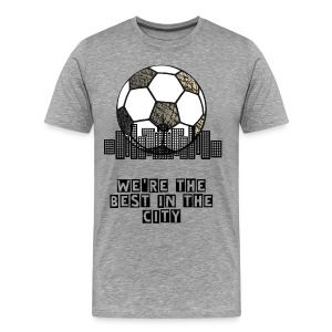 We're Football City T-shirt - Men's Premium T-Shirt