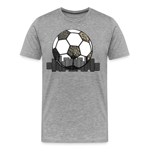 Football City T-shirt - Men's Premium T-Shirt