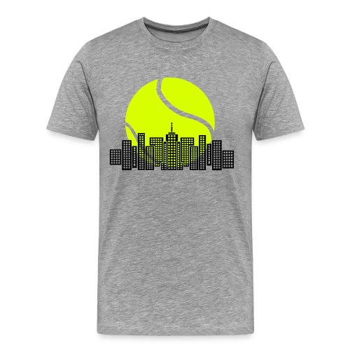 Tennis City T-shirt - Men's Premium T-Shirt
