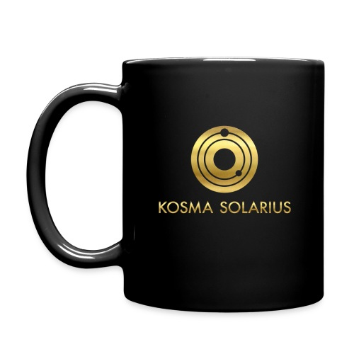 Kosma Solarius cup gold - Full Colour Mug