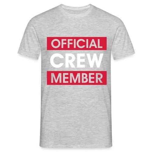Männer T-Shirt - T-Shirt,Shirt,Nicki,Logo,Kleidung,Crew