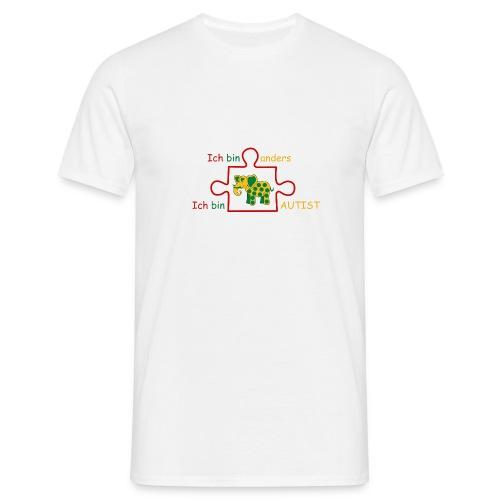 Autismus-Shirt I - Männer T-Shirt