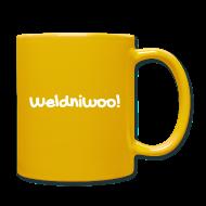 Tassen & Zubehör ~ Tasse einfarbig ~ Weldniwoo (Mug)