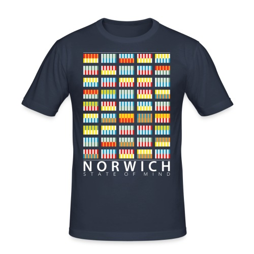 Norwich Market Tee - Men's Slim Fit T-Shirt