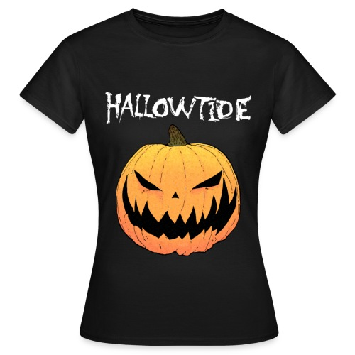 Hallowtide Pumpking - Women's T-Shirt