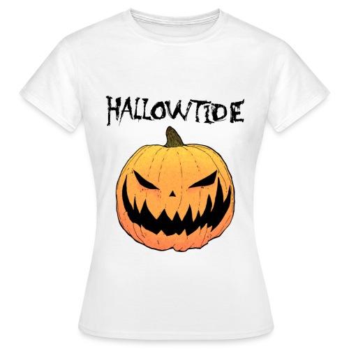 Hallowtide Pumpking - Women's T-Shirt
