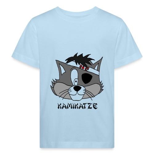 Kamikatze Junge - Kinder Bio-T-Shirt