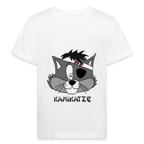 Kamikatze  - Kinder Bio-T-Shirt